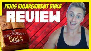 penis enlargement bible book