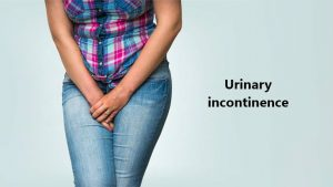 urinary incontinence symptoms